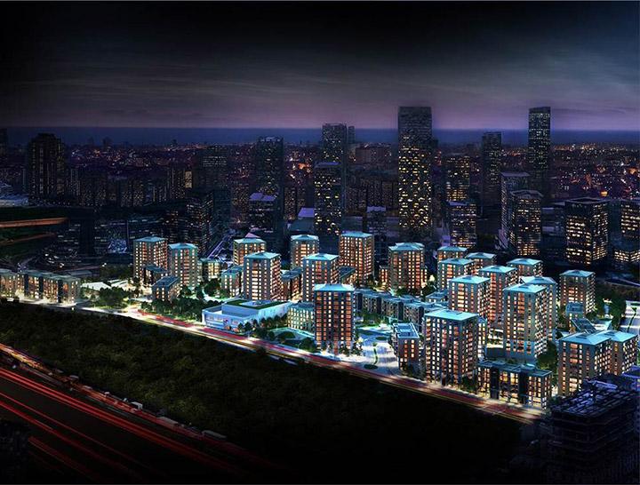 Finans Şehir